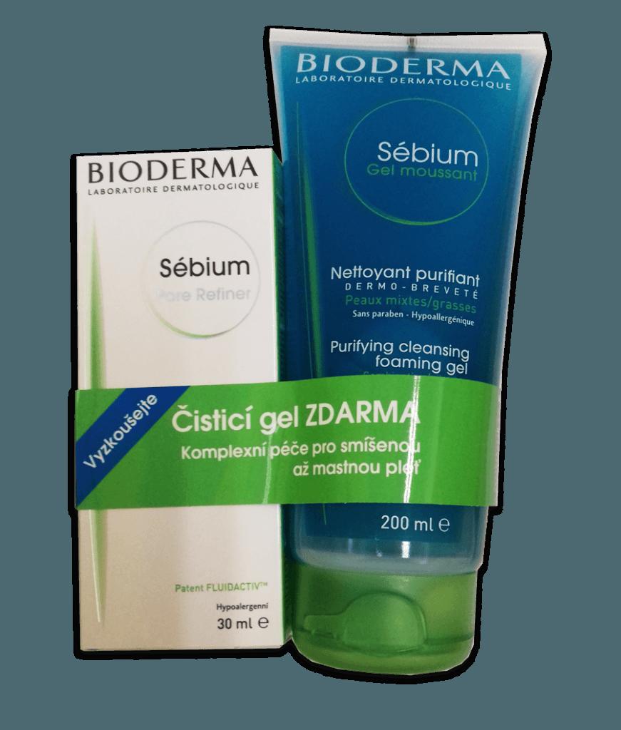 Čisticí gel Bioderma v Lékárně u kašny – Uherský Brod
