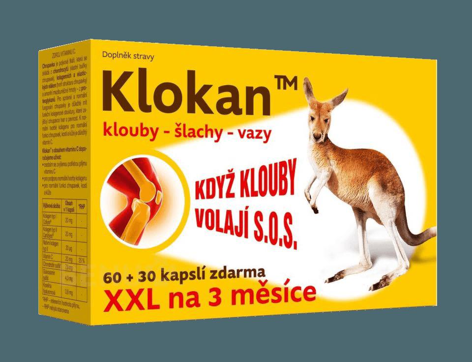 Doplněk stravy Klokan v Lékárně u kašny – Uherský Brod